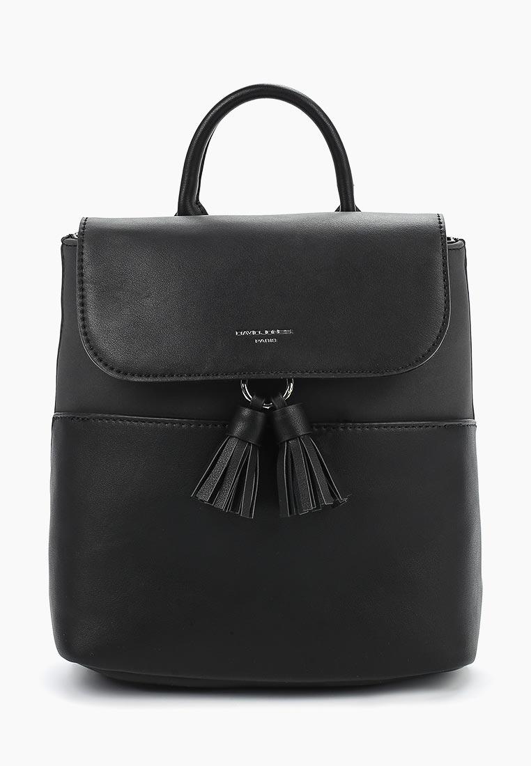 Городской рюкзак David Jones (Дэвид Джонс) CM3702_черный