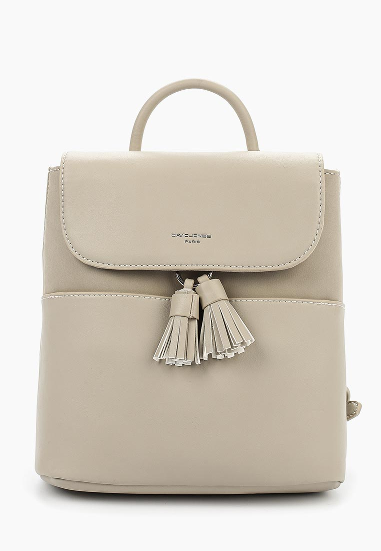 Городской рюкзак David Jones (Дэвид Джонс) CM3702_серый