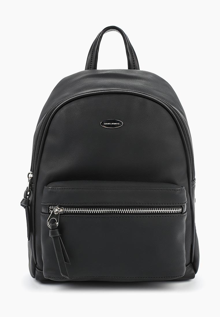 Городской рюкзак David Jones (Дэвид Джонс) CM3708_черный