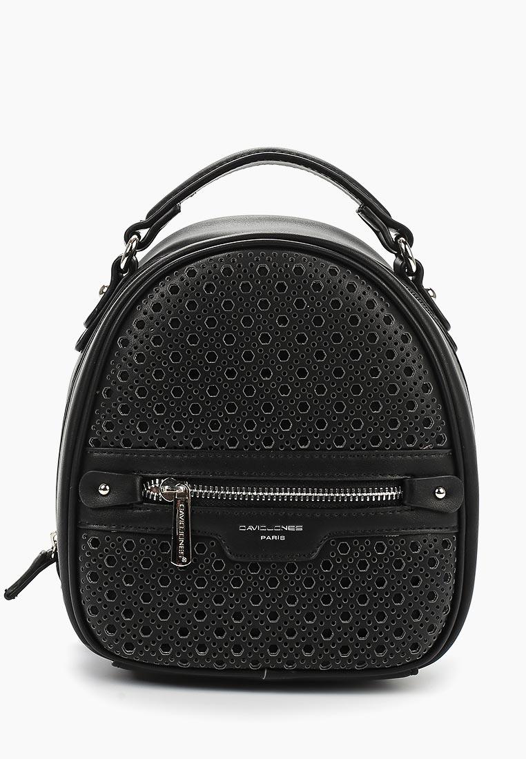 Городской рюкзак David Jones (Дэвид Джонс) CM3775_черный