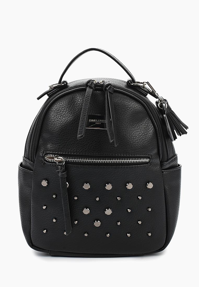 Городской рюкзак David Jones (Дэвид Джонс) CM3782_черный