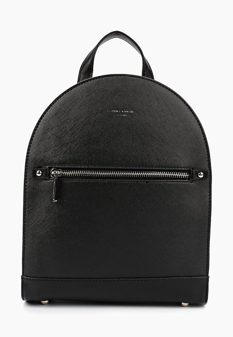 Городской рюкзак David Jones (Дэвид Джонс) CM3814_черный