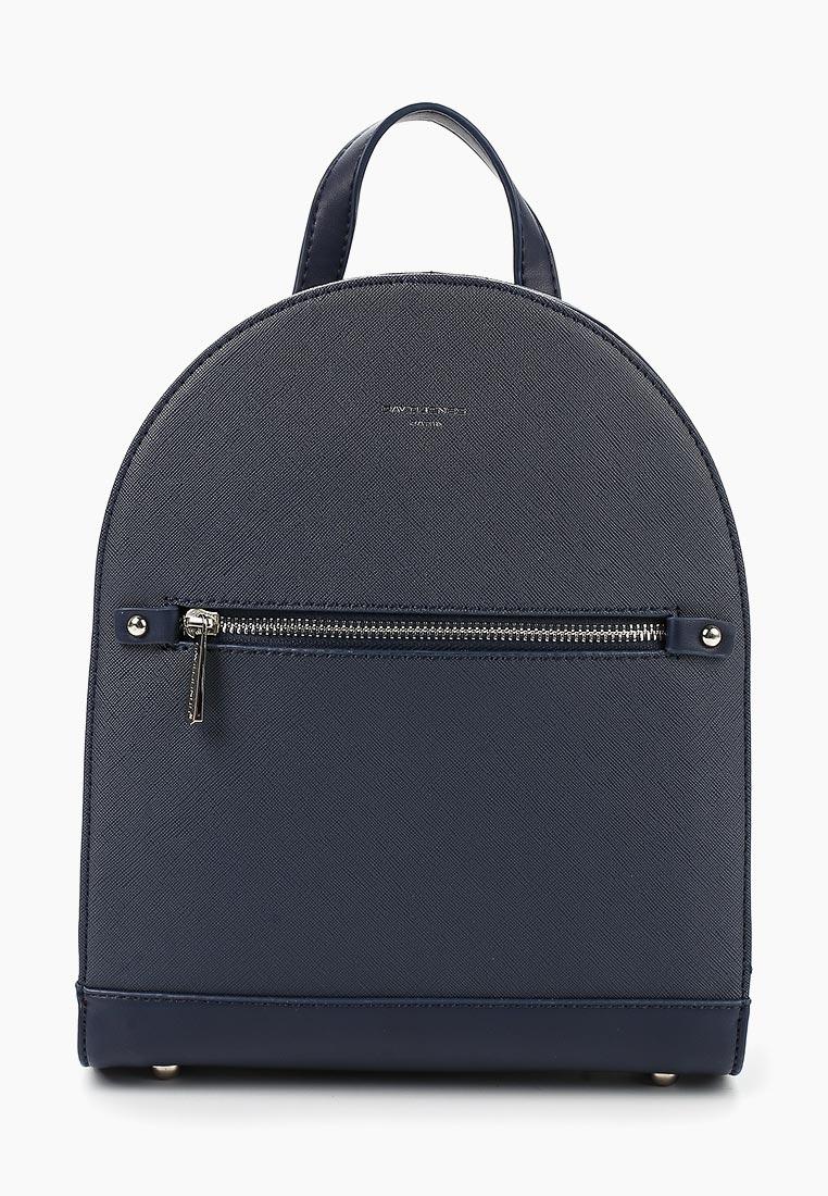 Городской рюкзак David Jones (Дэвид Джонс) CM3814_синий