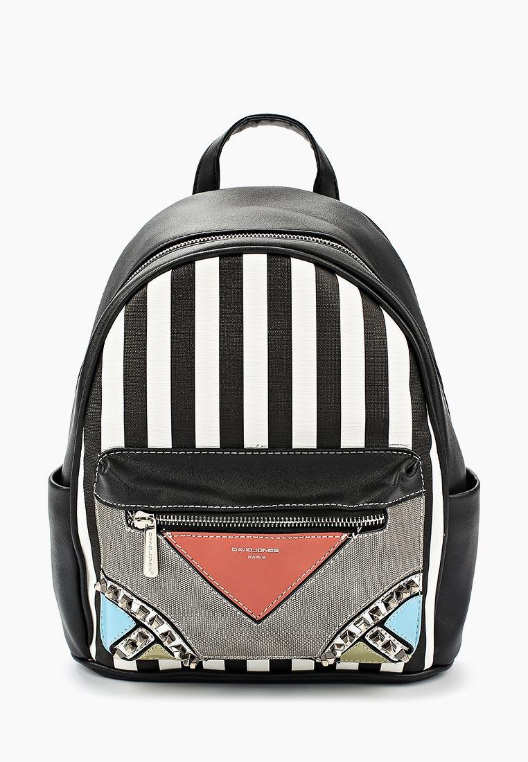 Городской рюкзак David Jones (Дэвид Джонс) CM3825_черный