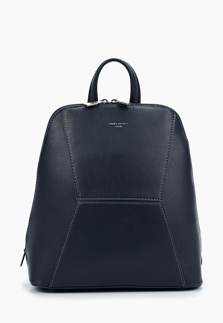 Городской рюкзак David Jones (Дэвид Джонс) 5709-2_синий