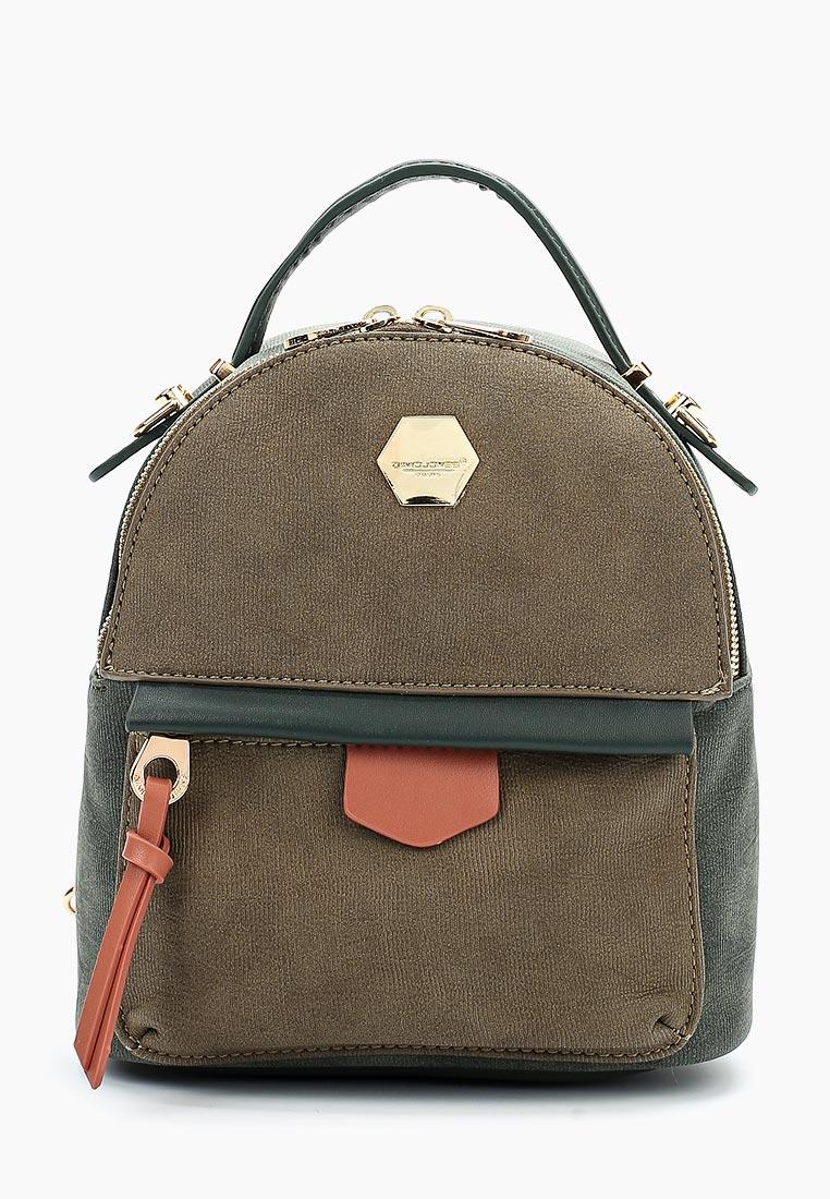 Городской рюкзак David Jones (Дэвид Джонс) СМ3539А_зеленый