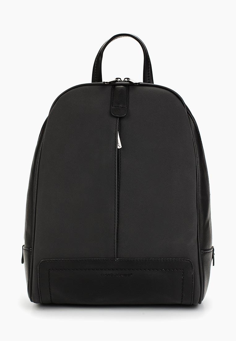 Городской рюкзак David Jones (Дэвид Джонс) СМ3556А_черный
