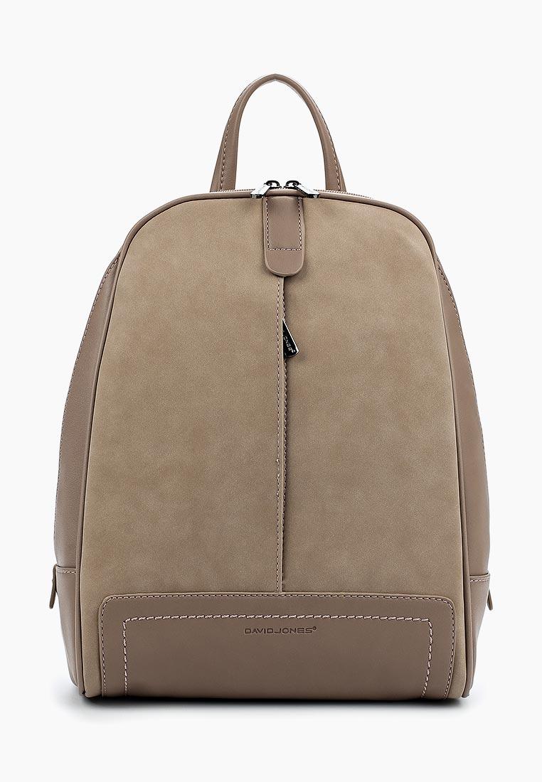 Городской рюкзак David Jones (Дэвид Джонс) СМ3556А_розовый
