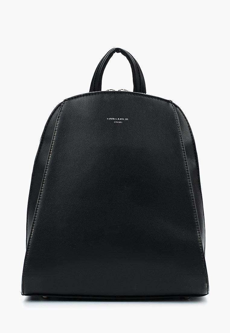 Городской рюкзак David Jones (Дэвид Джонс) СМ3654А_черный