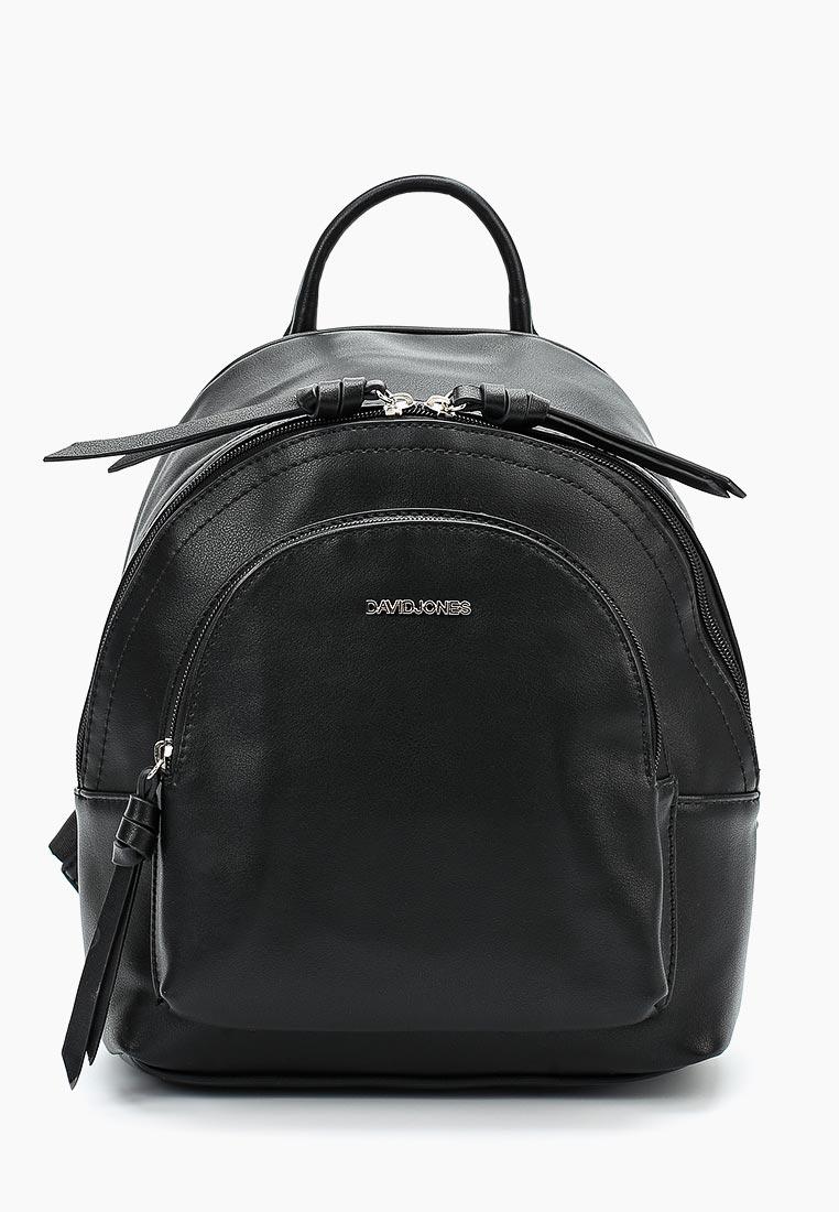 Городской рюкзак David Jones (Дэвид Джонс) СМ3656А_черный