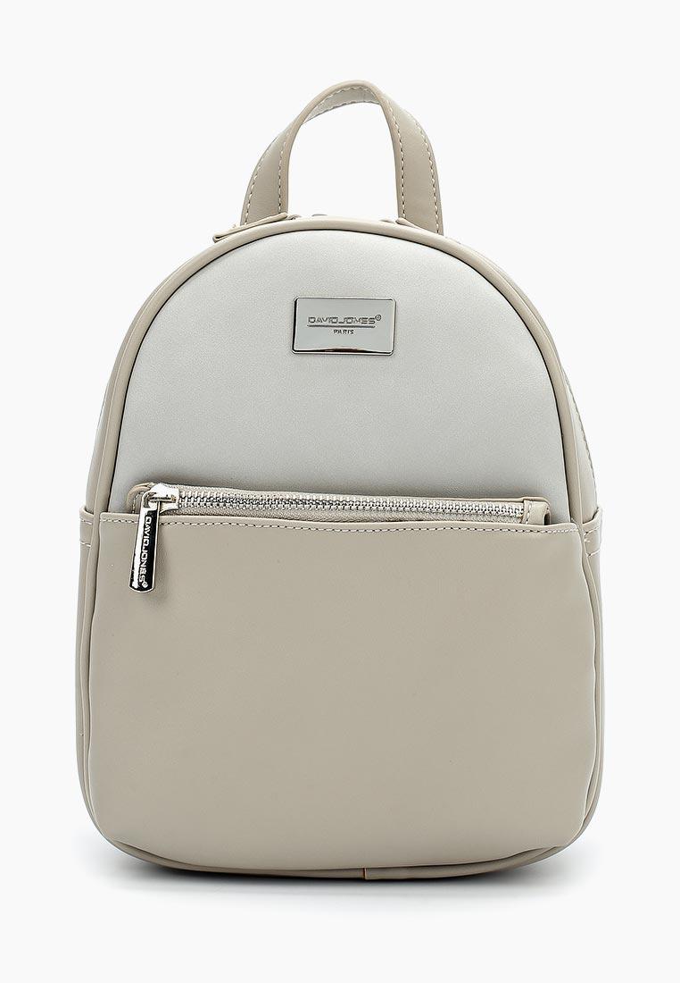 Городской рюкзак David Jones (Дэвид Джонс) 5732-3_серый