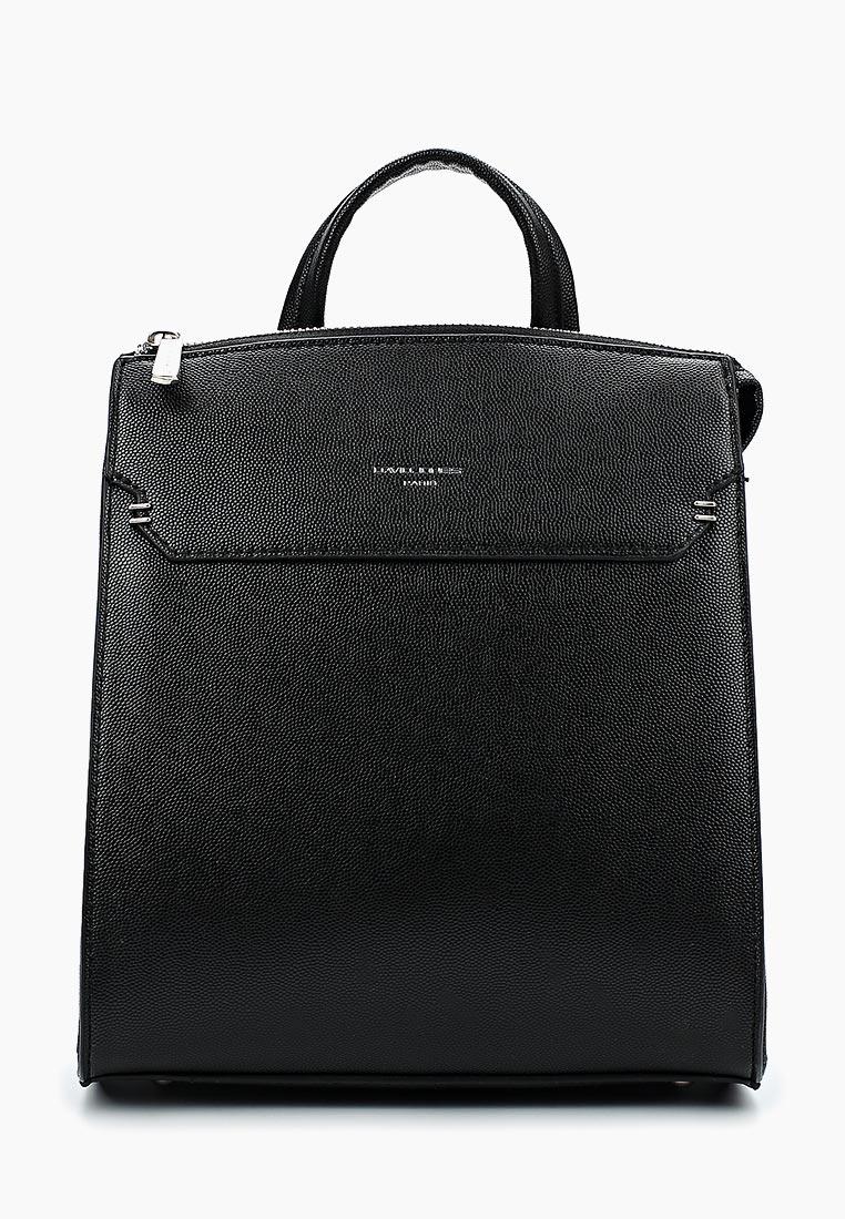 Городской рюкзак David Jones (Дэвид Джонс) 5762-2_черный