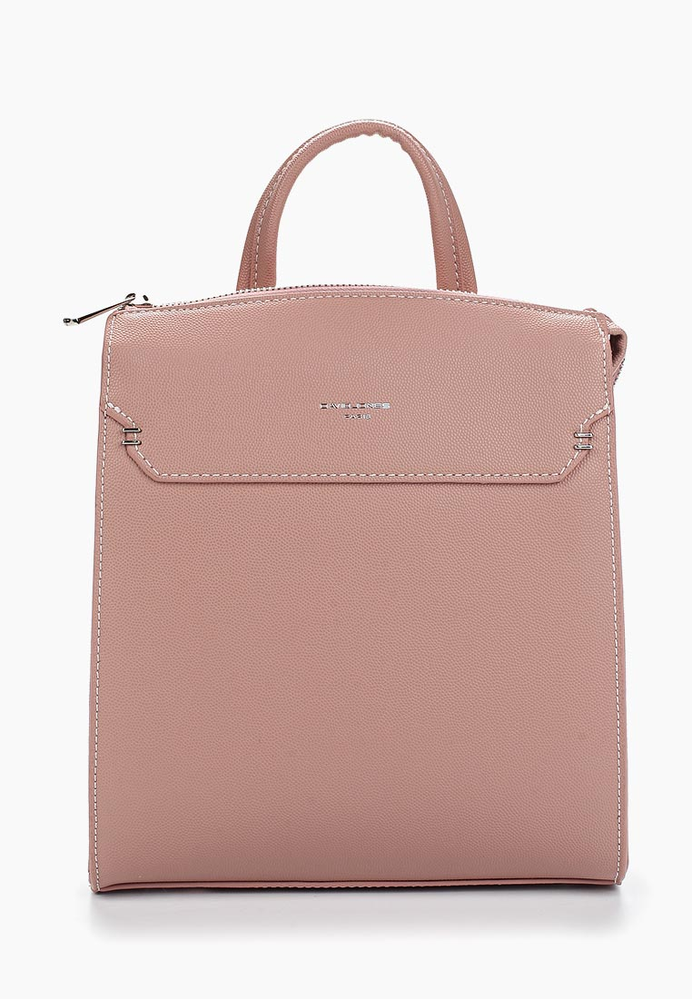Городской рюкзак David Jones (Дэвид Джонс) 5762-2_розовый