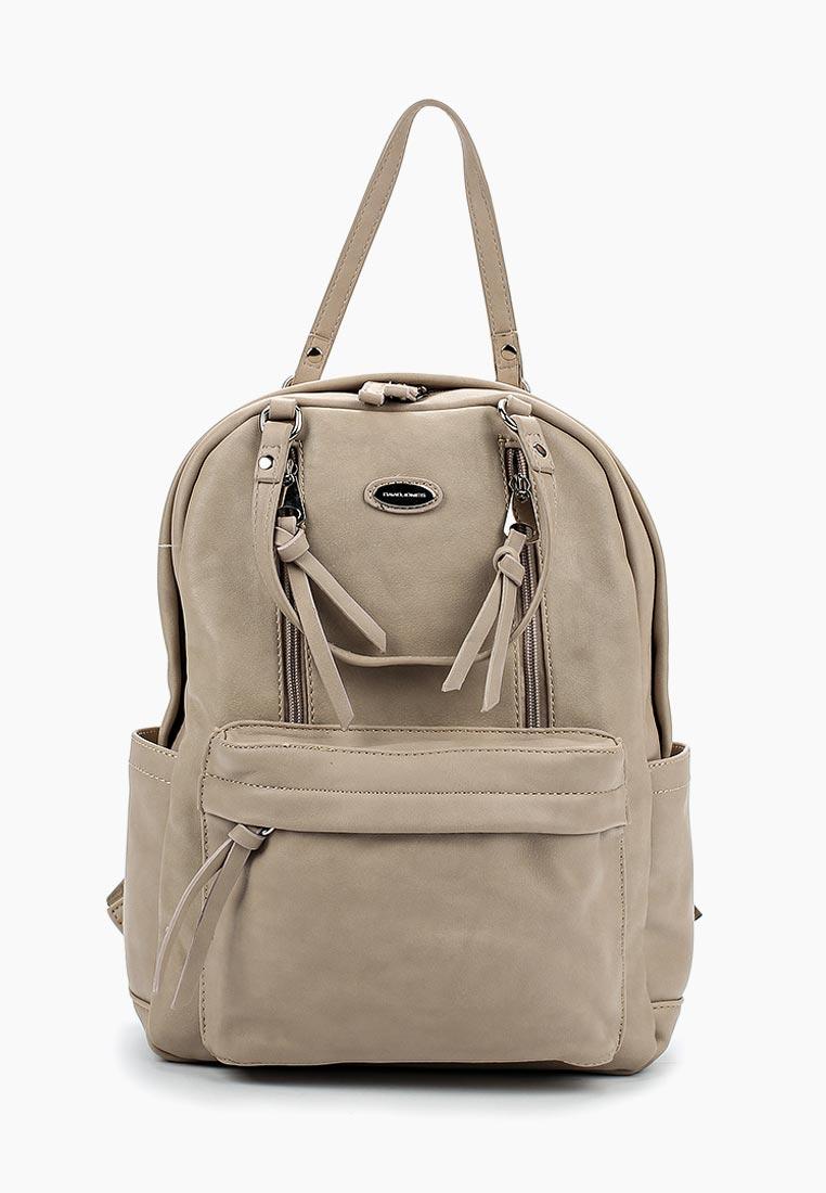 Городской рюкзак David Jones (Дэвид Джонс) CM3773_песочный