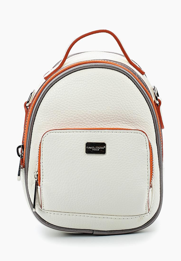 Городской рюкзак David Jones (Дэвид Джонс) CM3790_белый