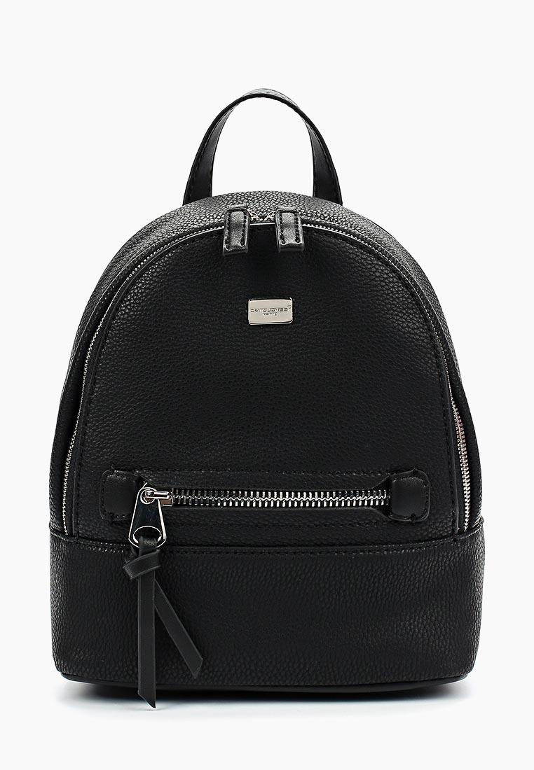 Городской рюкзак David Jones (Дэвид Джонс) 5701-3_черный