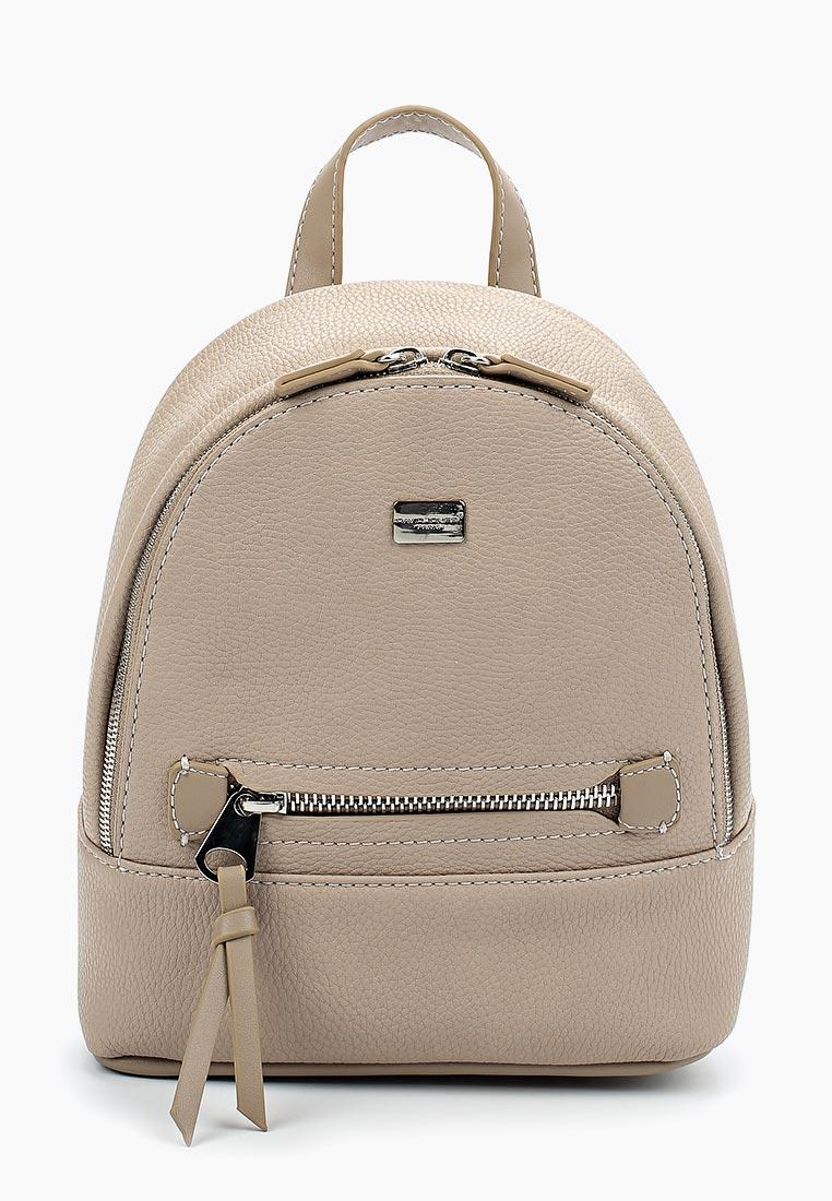 Городской рюкзак David Jones (Дэвид Джонс) 5701-3_кэмел