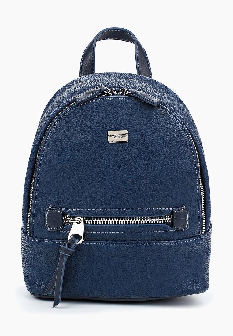 Городской рюкзак David Jones (Дэвид Джонс) 5701-3_синий