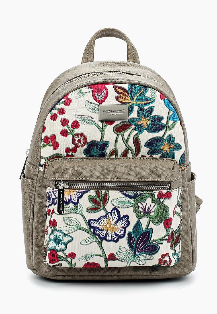 Городской рюкзак David Jones (Дэвид Джонс) 5702-4_белый
