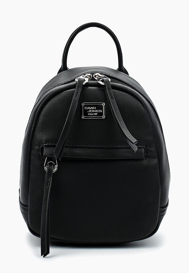Городской рюкзак David Jones (Дэвид Джонс) СМ3391В_черный