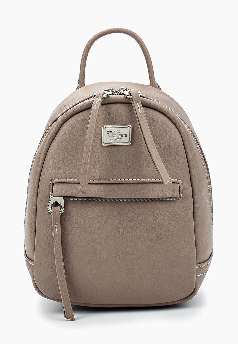Городской рюкзак David Jones (Дэвид Джонс) СМ3391В_кэмел