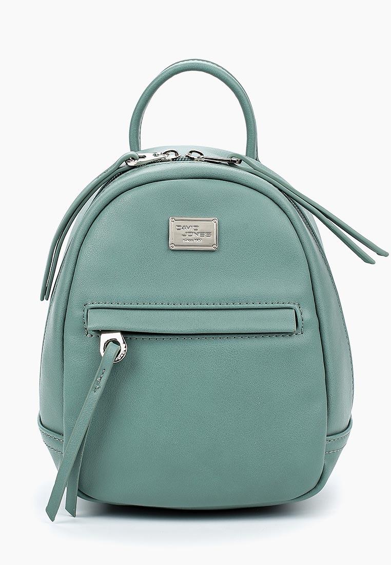 Городской рюкзак David Jones (Дэвид Джонс) СМ3391В_зеленый