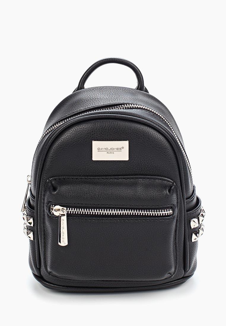 Городской рюкзак David Jones (Дэвид Джонс) СМ3657А_черный