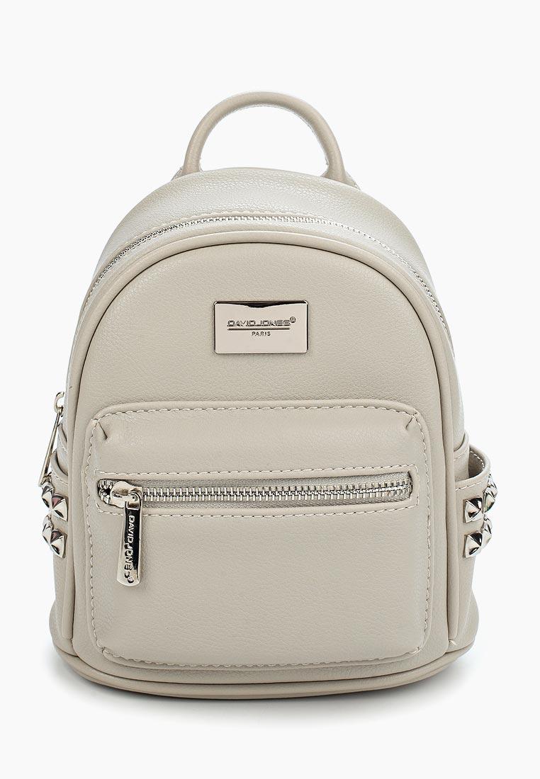 Городской рюкзак David Jones (Дэвид Джонс) СМ3657А_серый