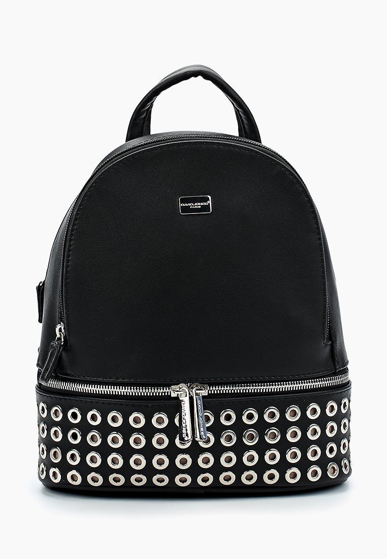 Городской рюкзак David Jones (Дэвид Джонс) СМ3727_черный