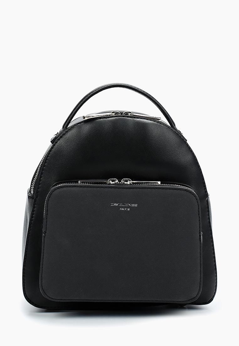 Городской рюкзак David Jones (Дэвид Джонс) СМ3739_черный