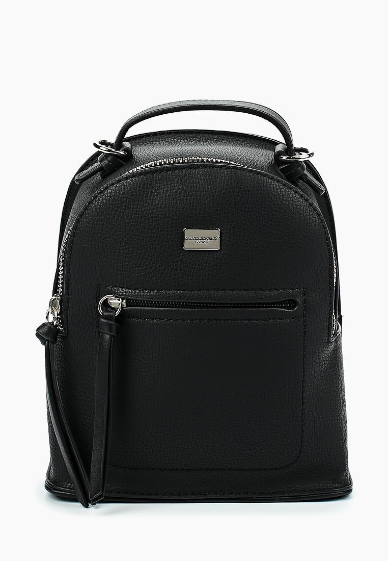 Городской рюкзак David Jones (Дэвид Джонс) 5748-2_черный