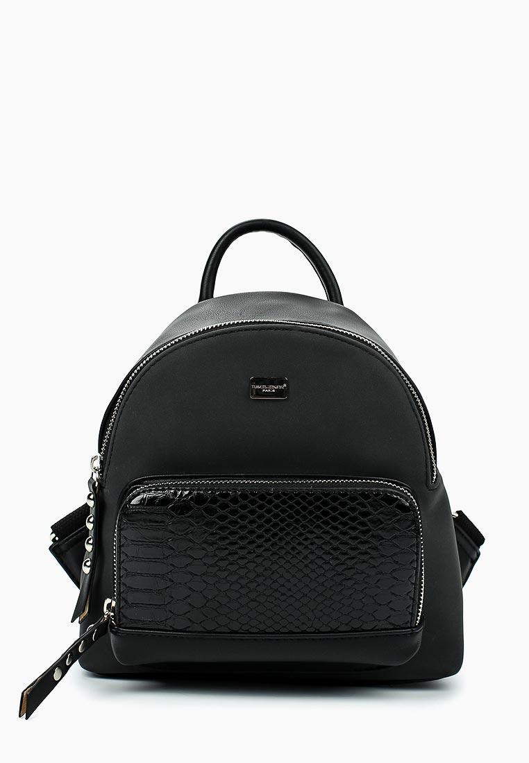 Городской рюкзак David Jones (Дэвид Джонс) СМ3552А_черный