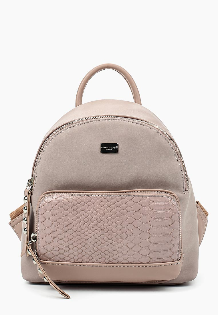 Городской рюкзак David Jones (Дэвид Джонс) СМ3552А_розовый