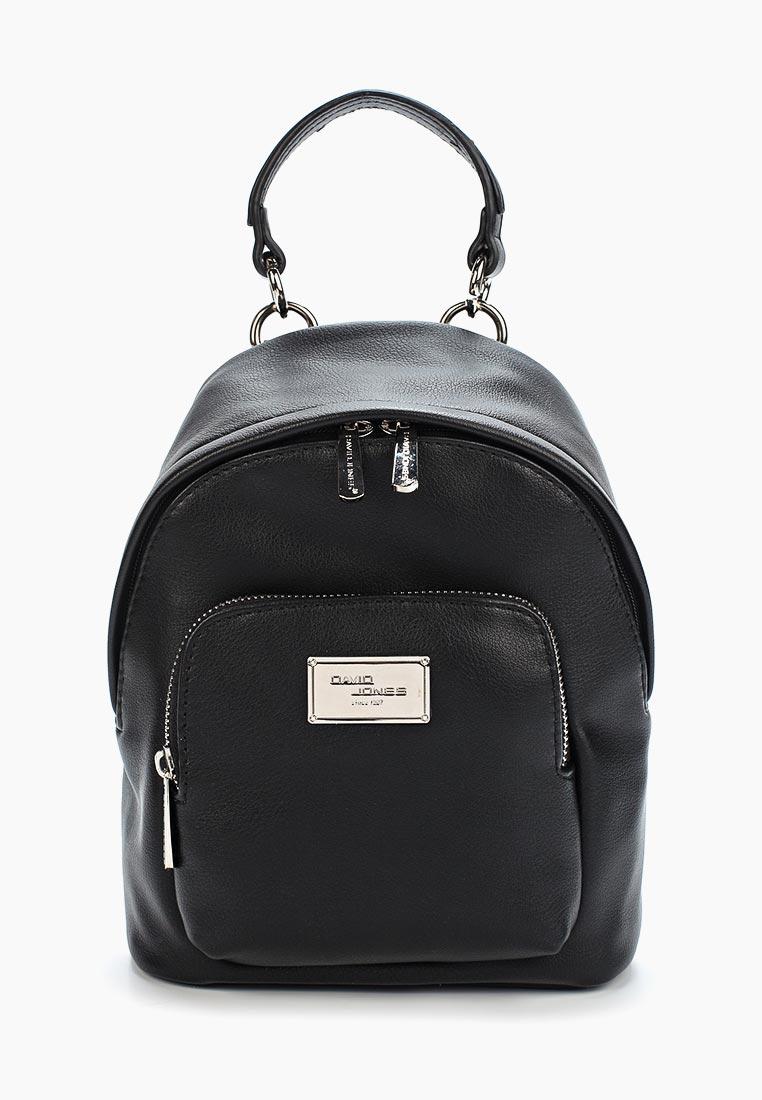 Городской рюкзак David Jones (Дэвид Джонс) СМ3740_черный