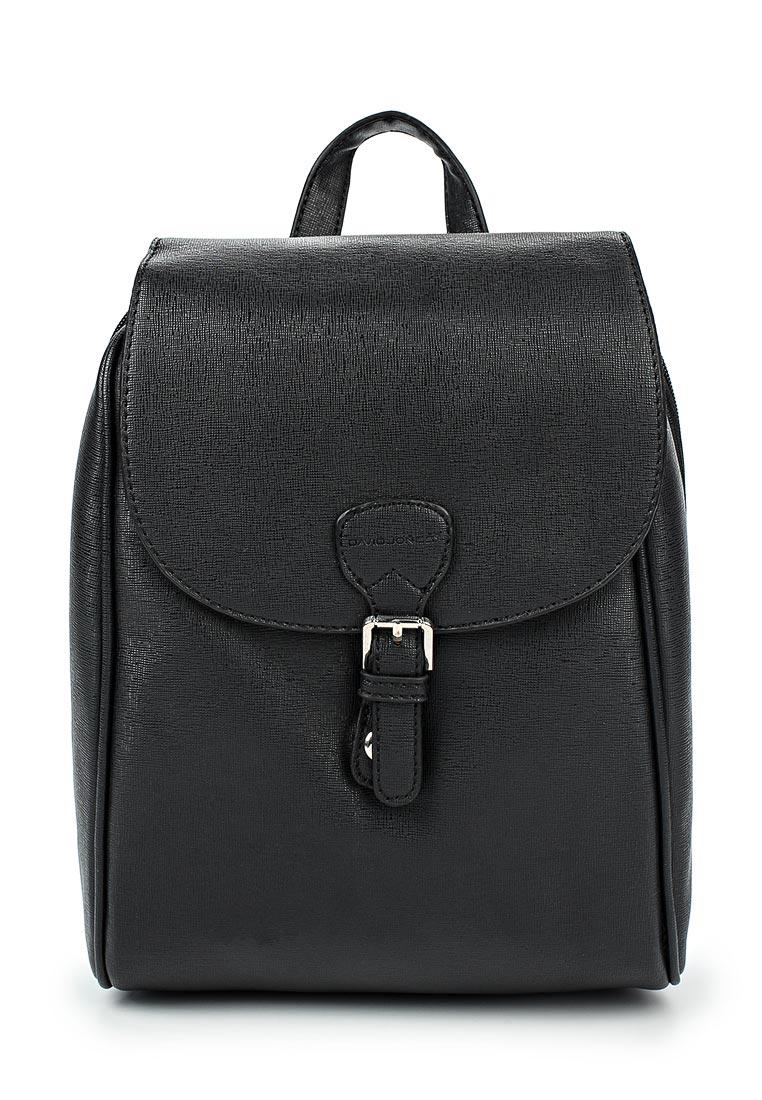 Городской рюкзак David Jones (Дэвид Джонс) СМ3231_черный