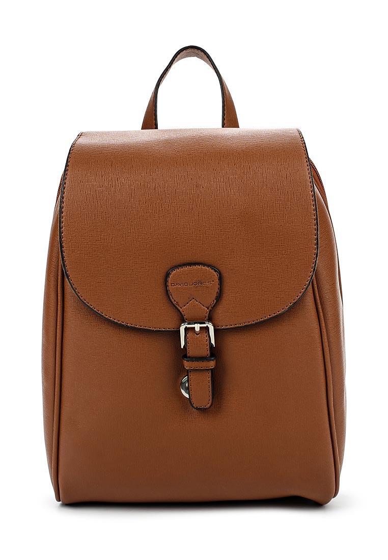Городской рюкзак David Jones (Дэвид Джонс) СМ3231_коричневый