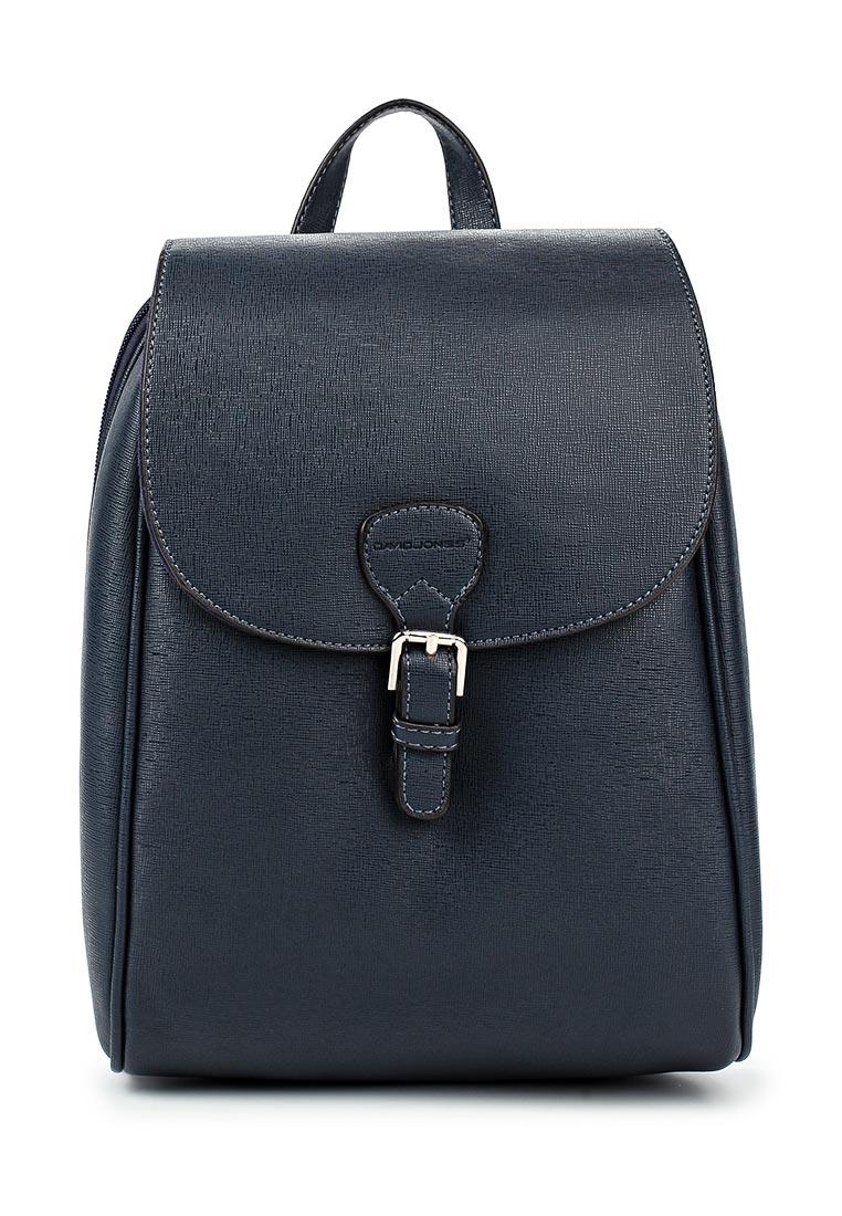 Городской рюкзак David Jones (Дэвид Джонс) СМ3231_синий