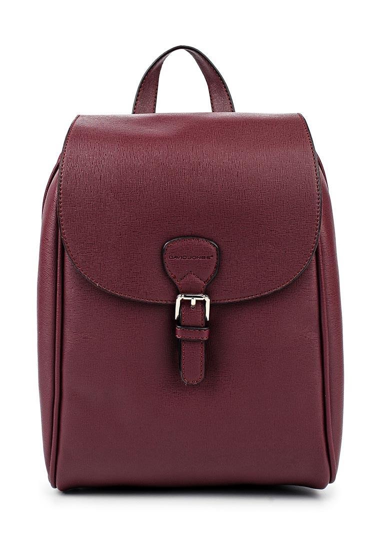 Городской рюкзак David Jones (Дэвид Джонс) СМ3231_фиолетовый