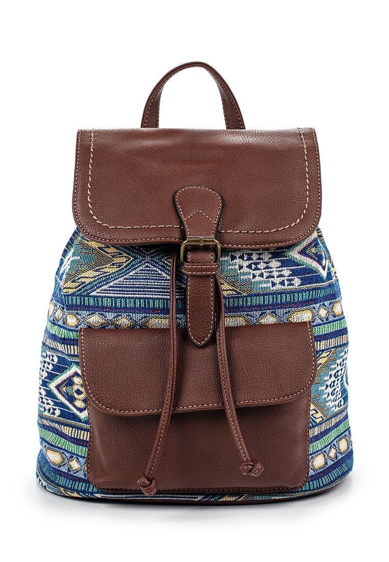 Городской рюкзак David Jones (Дэвид Джонс) СМ3350_голубой