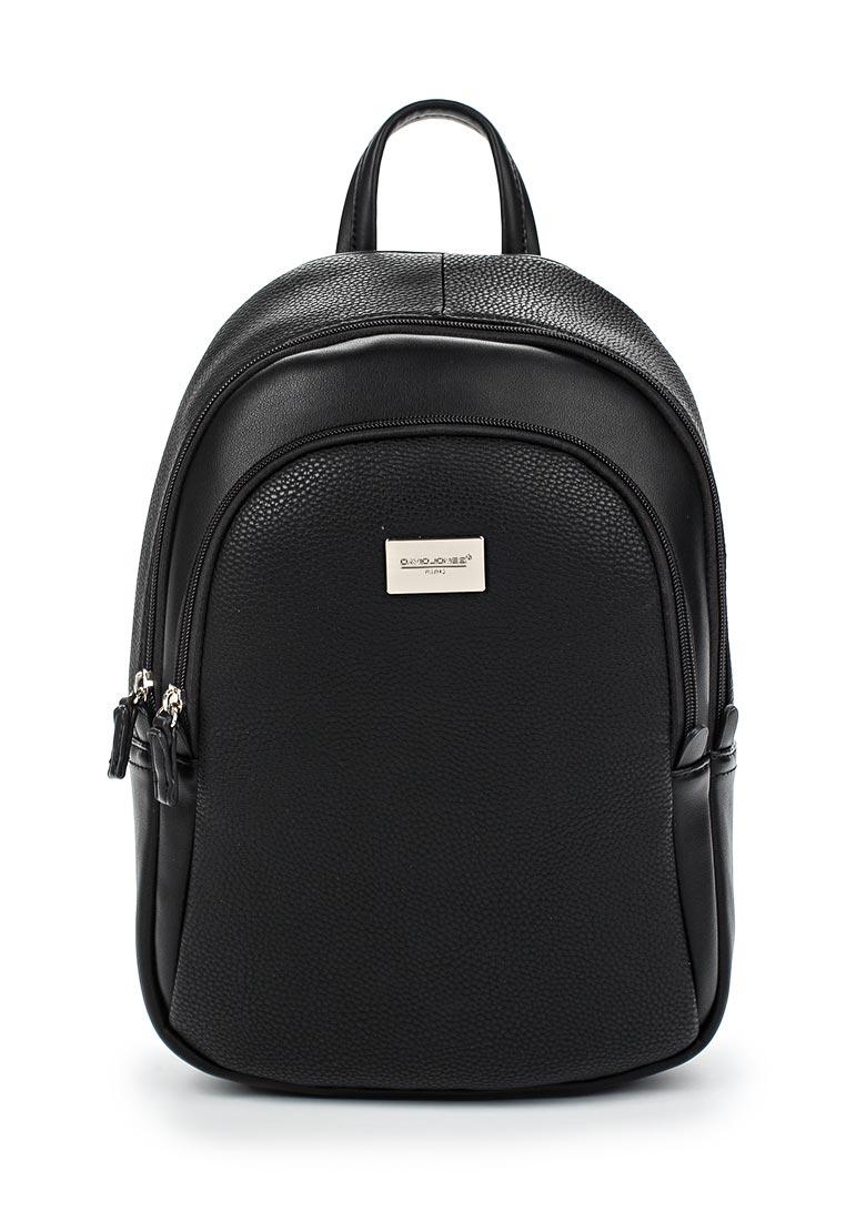 Городской рюкзак David Jones (Дэвид Джонс) СМ3374_черный
