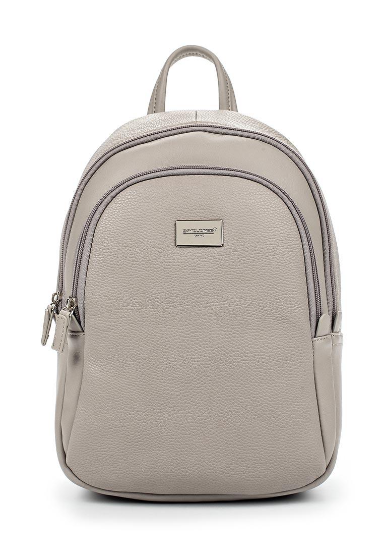 Городской рюкзак David Jones (Дэвид Джонс) СМ3374_серый