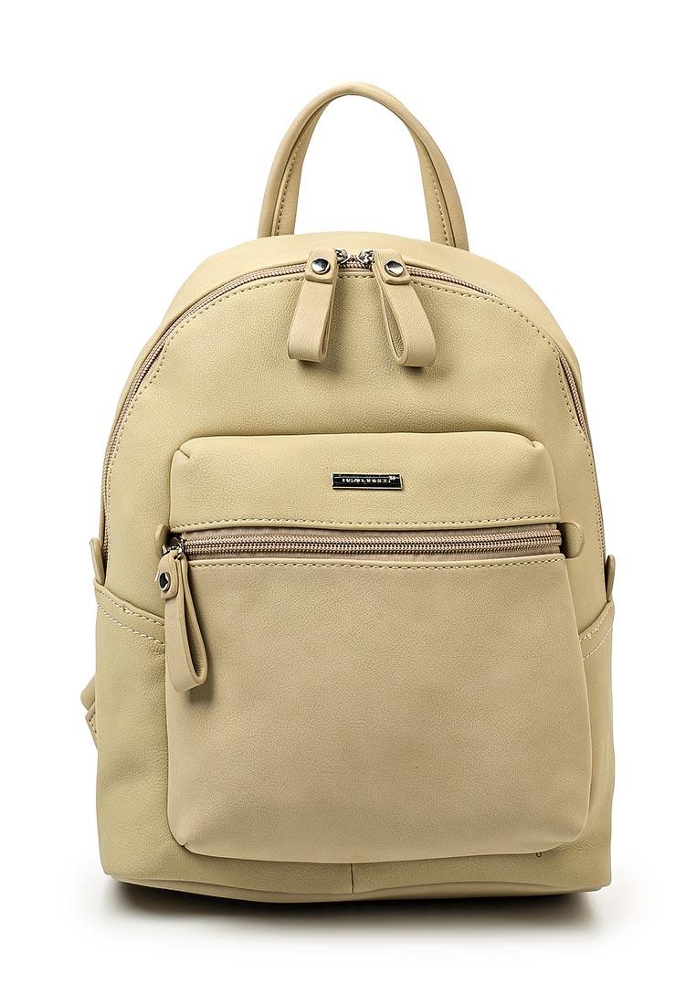 Городской рюкзак David Jones (Дэвид Джонс) СМ3379_кэмел
