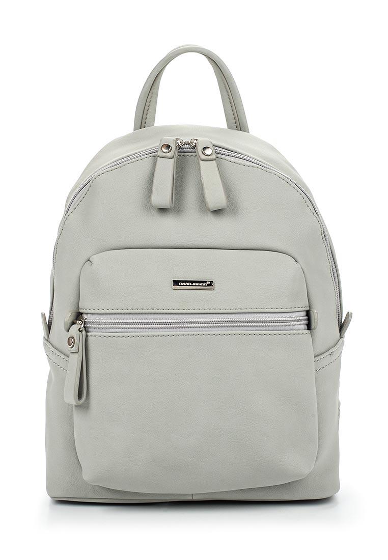 Городской рюкзак David Jones (Дэвид Джонс) СМ3379_серый