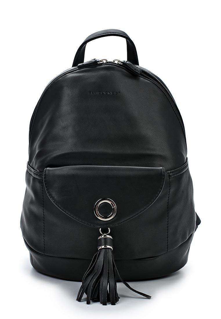 Городской рюкзак David Jones (Дэвид Джонс) 5637-4_черный