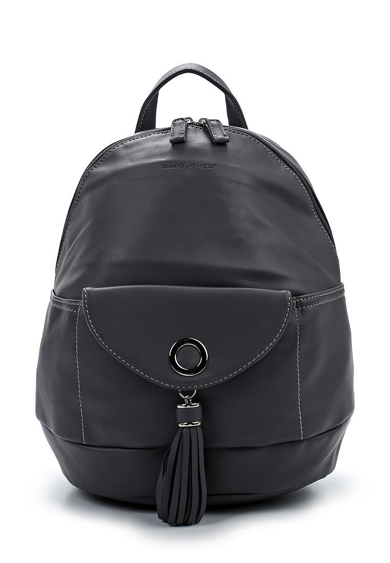 Городской рюкзак David Jones (Дэвид Джонс) 5637-4_серый