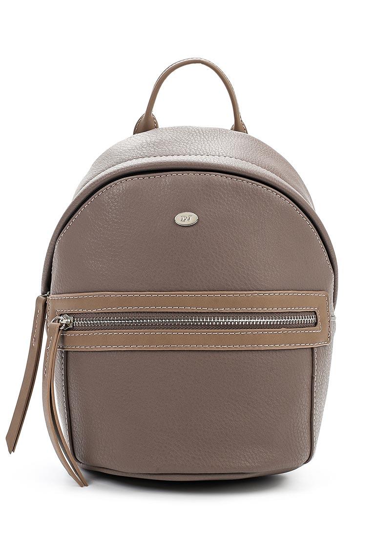 Городской рюкзак David Jones (Дэвид Джонс) СМ3520_розовый