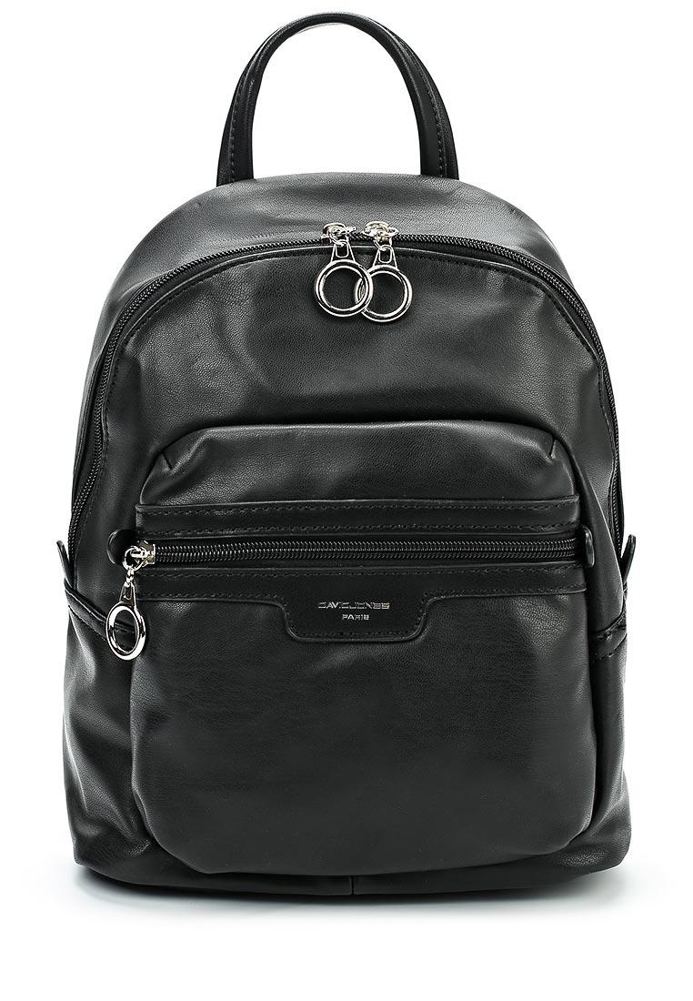 Городской рюкзак David Jones (Дэвид Джонс) СМ3530_черный