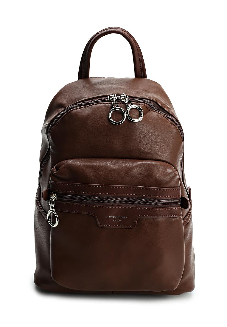 Городской рюкзак David Jones (Дэвид Джонс) СМ3530_т.-коричневый