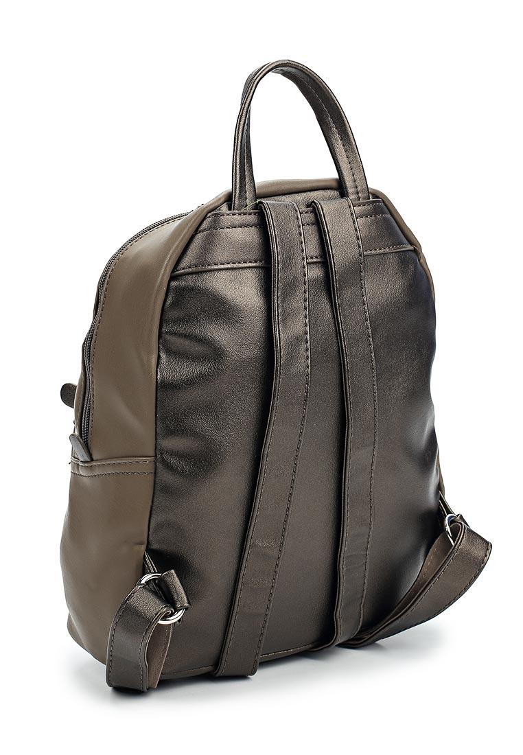 Городской рюкзак David Jones (Дэвид Джонс) СМ3530_кофе: изображение 2