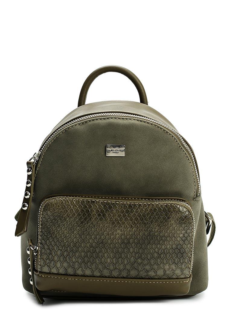 Городской рюкзак David Jones (Дэвид Джонс) СМ3552_зеленый